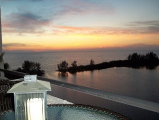Relax and Recharge on Beautiful Private Island Oasis. Amazing Sunsets !