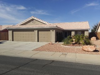 Beautiful 3 Bedroom Home- Golfing, Casinos And Sun!!!