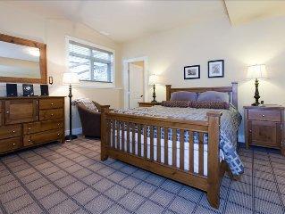 Silver Star Mountain - 3 Bedroom - Ski Out - Sleeps 6
