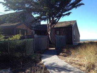 Beachfront Home on Monterey Bay