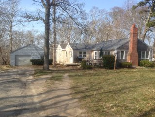 Quaint Cape Near Beaches And Recently Renovated, New Listing