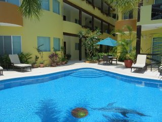 Luxury Condominio For Rent at Santa Cruz bay