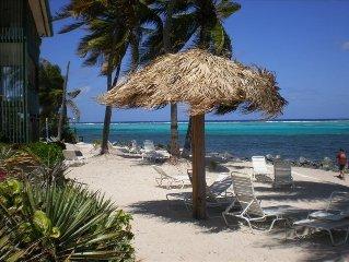Beautiful / Affordable Carribean Oceanfront - Paradise Awaits!