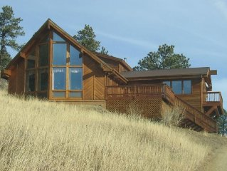 Mountain/Forest Retreat / Spectacular Views / 25 Mins /14 miles Boulder / Skiers