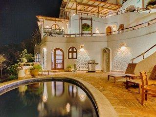 Casita Romantica- The House Of Romance Perched Above San Juan Del Sur Ocean View