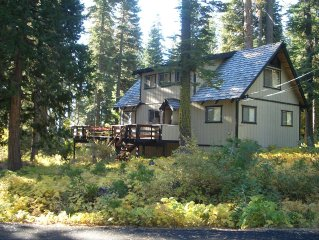 Perfect Home for all Seasons-Lake Views-Tahoe Swiss Village-Homewood