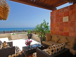 Ocean View, Pool, Jacuzzi, Gated, Concierge, Golf, Tennis,Surf, Bar-B-Que