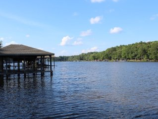 Get away from it all and enjoy Lake Gaston for One More Day!