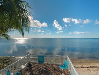 **BLISS**  Ocean Front Beach House with Spectacular Views and Private Beach
