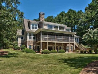 Big Water Lakefront Home with Dock for Boat & Jet Ski