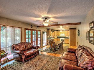 Lake Gregory Home! Great for your relaxing retreat or adventurous getaway!