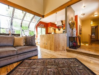 4 Bedroom In The Heart Of Utah's Ski Country Still Close To City