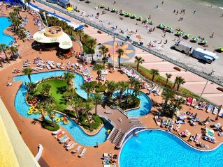 Oceanfront Daytona Beach Condo; 13th Floor at Wyndham Oceanwalk