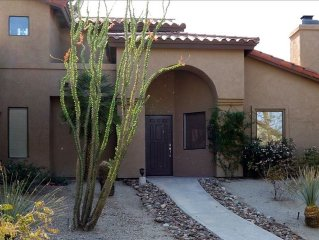 Rams Hill  Condo Casita 2 BR Renovated Condo Desert View