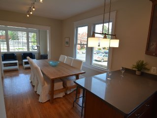 1920's Home That Is Completely Renovated.  Beautiful Floors, High End Finishes.