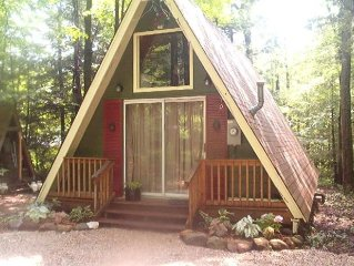 A-Frame in Sherwood Forest