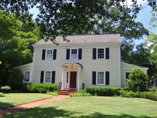 Historic Lodging in the Heart of Auburn