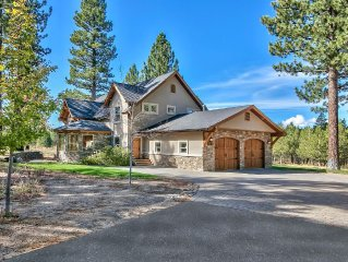 Private Luxury!! 11 acres on Huge Meadow close to Stateline,  Heavenly , & Beach