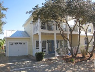 30A - Cozy and comfy - pet friendly in Seagrove, near Seaside and Watercolor