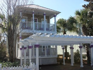 Beach side of 30A. Perfect Family Retreat!!!