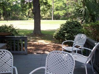 Palmetto Dunes, 18th Tee, 5 Minute Walk to Beach, Pool, Tennis