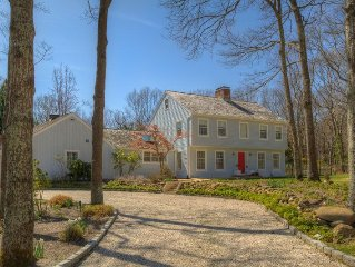 Beautifully designed family home in quiet setting. Great entertaining home.