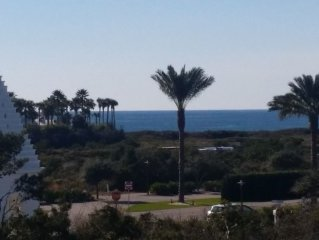 A Room With A View... Just For You, Right In The Heart Of Seacrest Beach!
