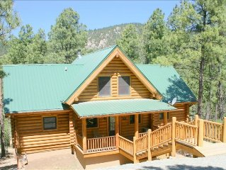 4 Bears Cabin - Beautiful Log Home in Ruidoso, New Mexico