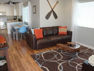 Newly Listed, Pet And Family Friendly, Walk To Beach With Included Beach Gear