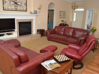 Family-Friendly Private Home in Pinehurst Minutes to the Village and Golf