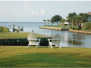 Waterfront w/Deep Water Dock, Direct Access Intracoastal Waterway - New listing
