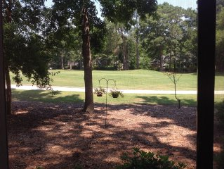 Pawleys Plantation: Gated, Cozy 1st Floor Condo On 11th Green: Golf/Pool/Beach.