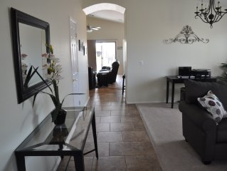 Beautiful Home in Goodyear With Heated pool & Spa. Close to Sports and Shopping