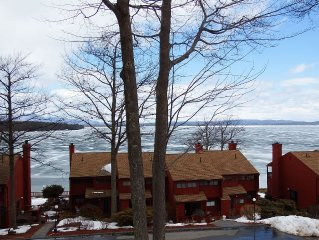3B/3B Condo on Lake Winnipesaukee!