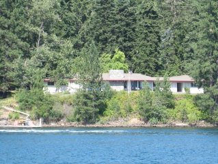 Stay at Bing Crosby's Historic Hayden Lake Home