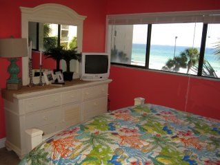 2nd Floor Summerhouse Condo Directly On Gulf! Free Beach Chairs!