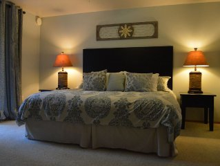 The Whistle Buoy Bed & Breakfast is Perfect for a Couple or Small Family