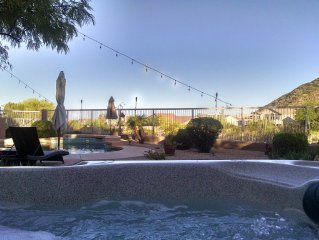 Heated Pool option available Spa, Golf Course