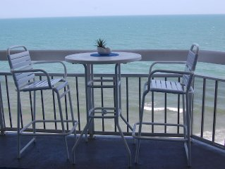 Newly Renovated Oceanfront 2 Bedroom Condo * Water's Edge Resort in Garden City