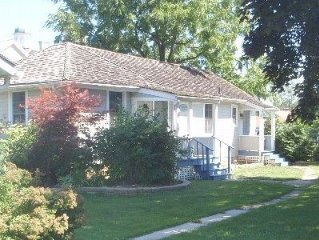 The Court House Cottage: Wonderful Cottage In The Heart Of Niagara On The Lake