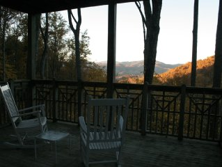 Mountain Air - Relaxing Pet Friendly Condo With Mountain View