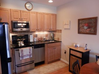 Upgraded One Bedroom Condo with many amenities located near Loon Mountain