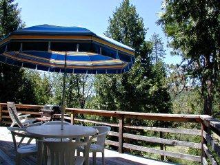 Spacious 3-Level, 2 BR Plus Loft Mountain Home