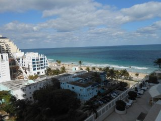 Beautiful Condo  In the Q Club FORT LAUDERDALE BEACH RESORT