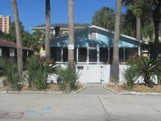 Featured on Sweet Retreats TV Show! Awesome Beach Cottage, Steps To The Ocean