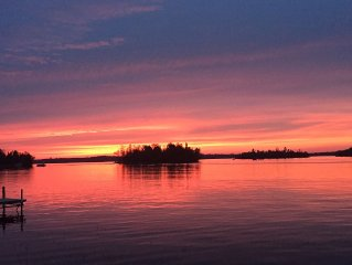 Cedar cove: Great Sunsets And Sand Beach