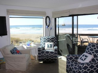 Ocean Front Condo With Wonderful 180 Degree View From Santa Cruz To Monterey
