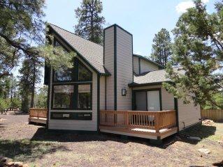 Quiet Cabin in the Pines