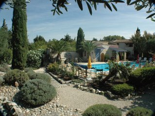 Self-Catering 2 Bedroom Gites in the Heart of Provence