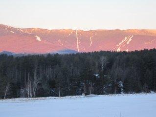 'Sugarbush Ski Area' Is Vermont's Best Kept Secret!